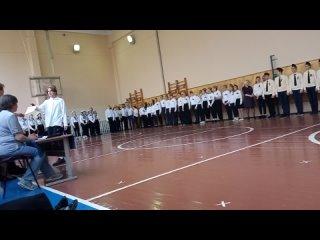 "награждение ""Адреналина"" (8 ""А"" кл) видео - Бирюкова М. VID_20210430_104118"