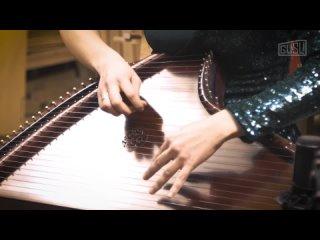 Русские Гусли самая красивая музыка на гуслях | «Русь Великая»| Анастасия Ермолаева.