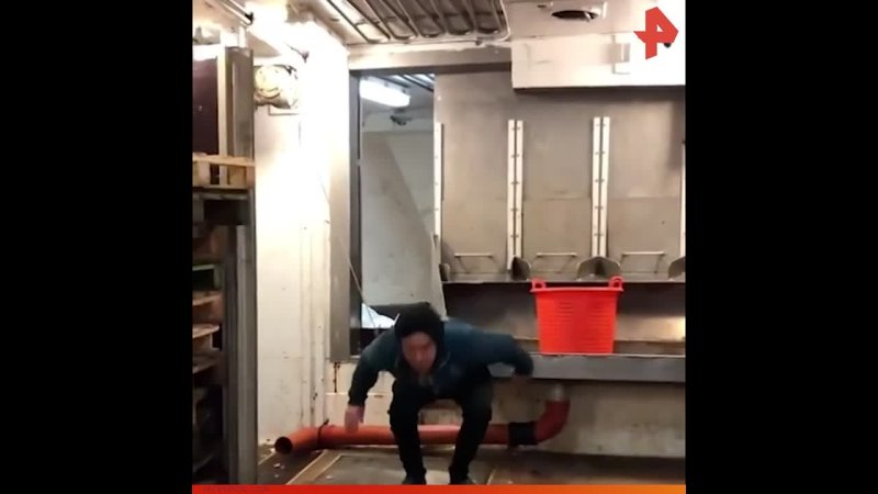 Жизнь на корабле РЕНТВ