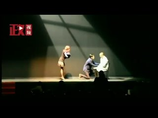 Отрывки выступления Сяо Чжаня A Dream like a Dream