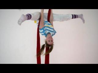 Лида - интенсив Artistic Silks от Aerial Dream