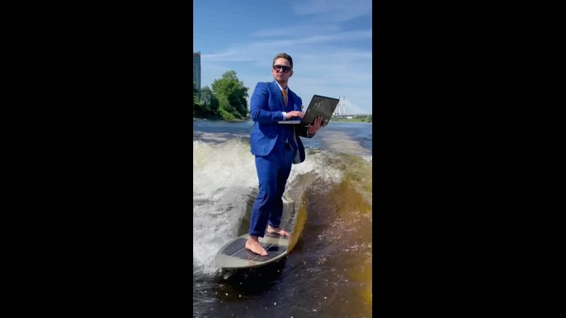 WAKE серфинг PROVOKATOR