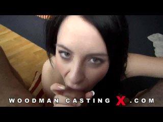 Woodman Casting X. Sandra Luberc. Russia. Anal. Casting. Double Penetration. Threesome