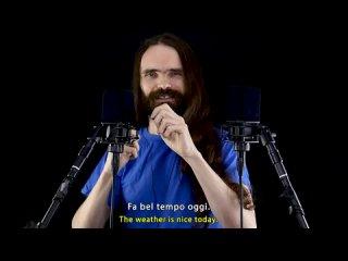 [PierreG ASMR] My third ASMR video in Italian (sussurrate, asmr in Italiano, video per dormire, a few triggers)