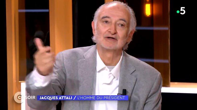 Jacques Attali Marine Le Pen peut être élue