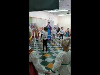 Занятие в детском саду 4