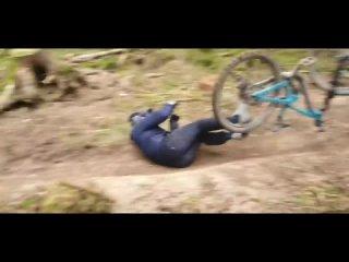 Подборка падений на велосипеде за неделю #1
