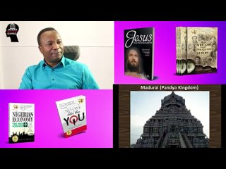 Episode 9. 2019-01-08. THE AFRICAN ORIGINS OF INDIA. ARE BLACK AFRICAN PEOPLE CURSED