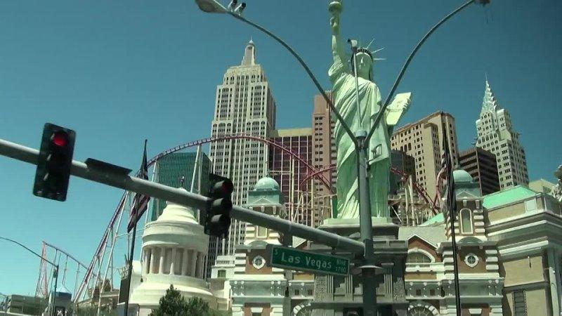 41 Лас Вегас дневная экскурсия 1часть 26 07 2012 Full H