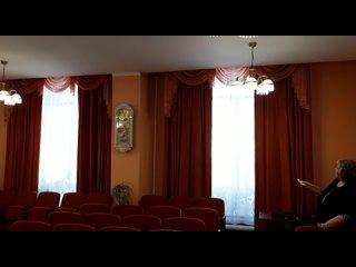 Интерактивный концертный зал музыкальной школы, г. Кирс