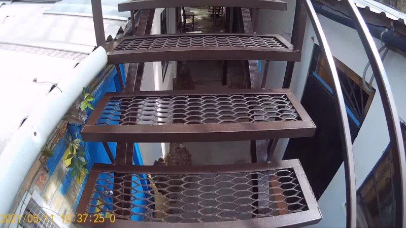 Видеобзор комнаты для отдыха на втором этаже в Гостевом доме Фисташка Новый Свет Крым
