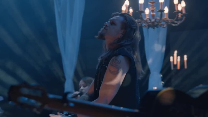 Beyond The Black Night Will Fade ORIGINS Live Version feat Ben Metzner