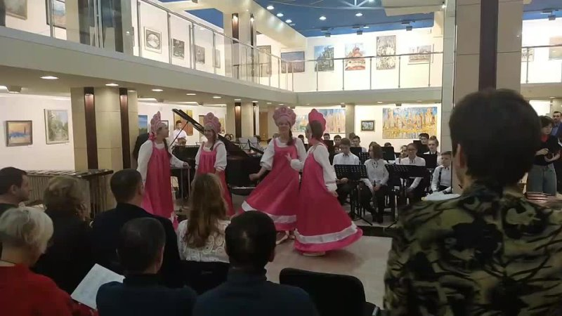 Маргоша 2021 Отчетный концерт школы Духовой музыки