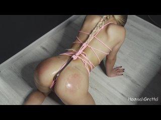 Сваязал и выебал свою рабыню с анальным крюком (бдсм bdsm РУССКОЕ ПОРНО amateur вписка свингеры молодая изнасиловал sex slave