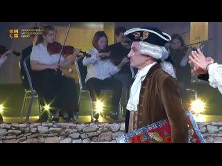 Иммануил Кант. Эпизод церемонии награждения Одаренные дети - надежда России 2021 г