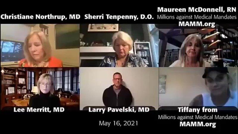 В этом фрагменте доктор Лари Палевски Dr Palevsky говорит что Клиники репродуктивной медицины сообщили что яйцеклетки и спе