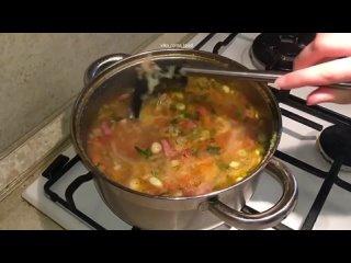 Щи с пекинской капустой (суп)