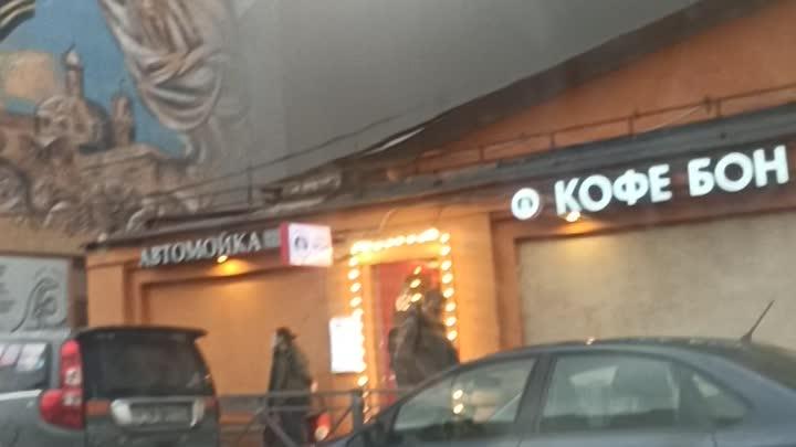 Пожар на Малом проспекте ПС.