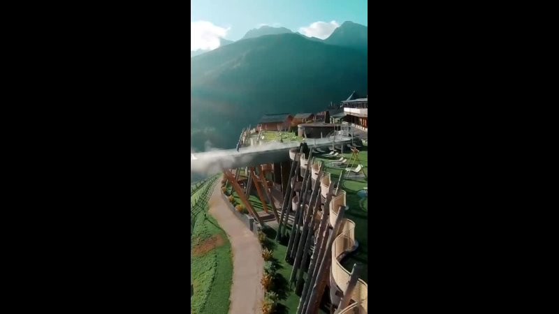 Want to Stay in the Dolomites, Italy⛰️.mp4