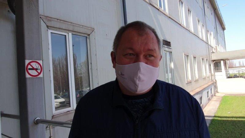 Вакцинация на Лебединском ГОКе