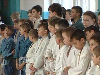 В городе  Комсомольское состоялось Открытое первенство Старобешевского района по дзюдо