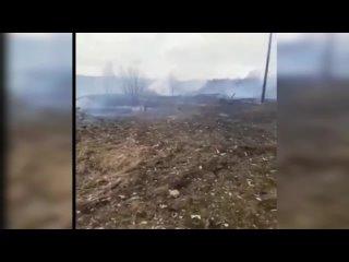 В посёлке Новая сгорели 7 домов