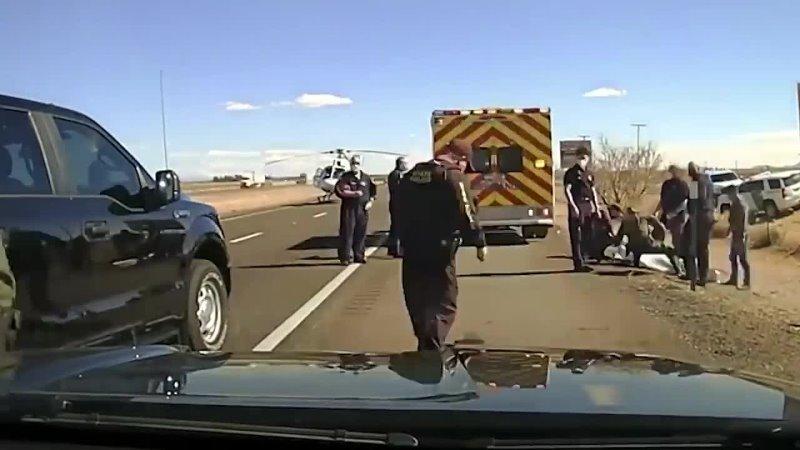 [PRO-Police] Трагедия на I-10 в Нью-Мексико Новые материалы