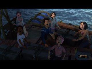 Трейлер 3 сезона мультсериала «Мир Юрского периода: Лагерь Мелового периода»