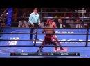 Средний вес до 72,6 кг. Чемпион WBC Джермалл Чарло без блеска победил Хуана Масиаса Монтиэля экшн в 1-м раунде