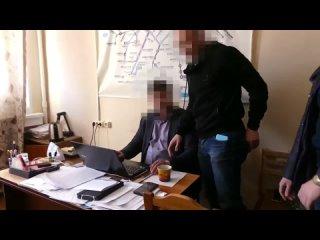 Задержан начальник отдела транспорта и связи администрации г. Кинешма