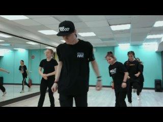 Shuffle в танцевальной студии World Dance Campus