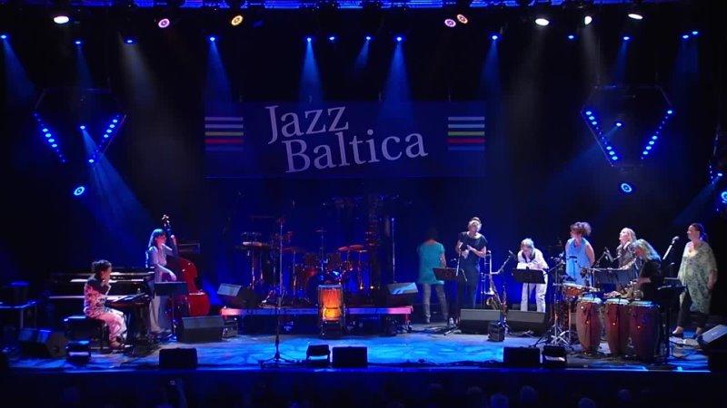 05 JazzBaltica 2019 Marilyn Mazur Shamania