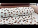 .Видео - обзор Трикотажных Новинок в Купава натуральные ткани .