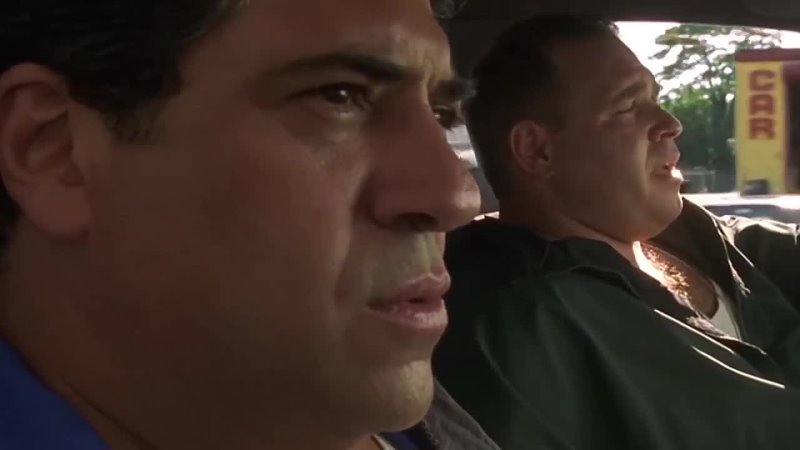 Пусси разводит федерал чтобы он стучал на Тони