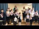 Школьная Минута славы-церемония награждения