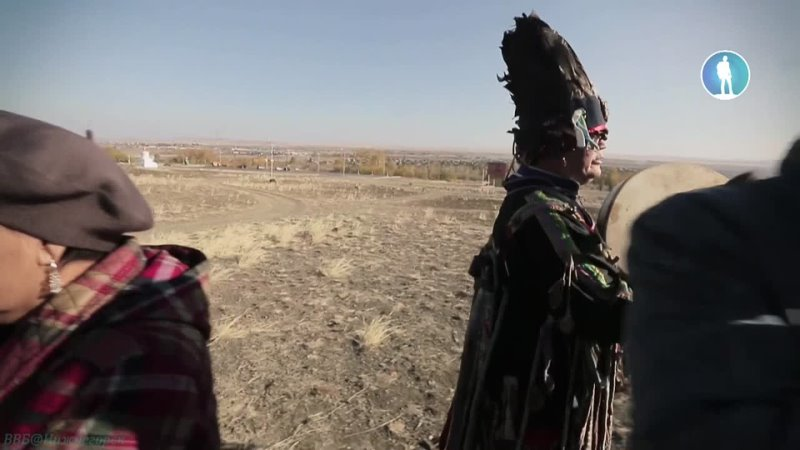 Люди силы 04 Тува Новолуние шамана Познавательный мистика исследования 2014