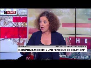 Elisabeth Lévy CNews - - Sur l'affaire HortefeuxDuhamel - - On dit c'est pour s'amuser, .mp4