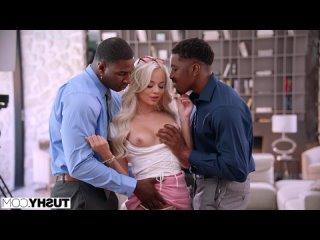Elsa Jean - Influence [All Sex, Anal, Blowjob, Blonde, Fake Medium Tits, Gonzo, Hardcore, Interracial, Threesome, Porno]