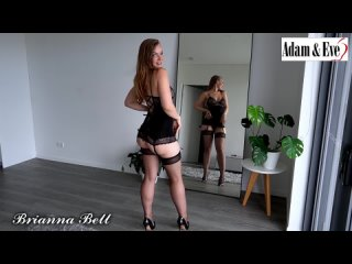 (23748) Sexy lingerie to surprise your partner. Adam and Eve Try On Highlights - YouTube