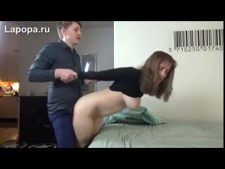 Грудастая не послушная сестра (Секс Порно Домашнее Home Porn Sex) 18+