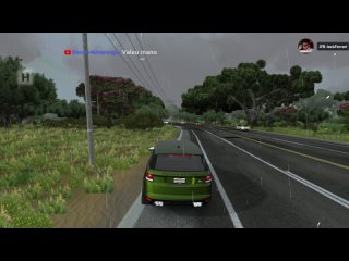 JFR in Test Drive Unlimited Remastered - Cadillac Cien - Logitech G27