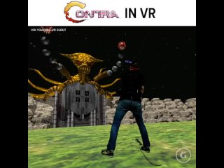 Contra in VR