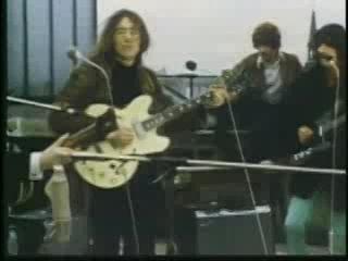 The BeatlesБитлз  - Последний  концерт на крыше