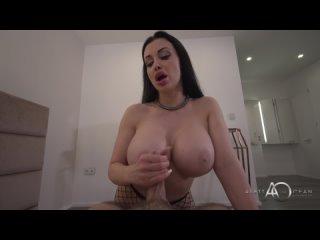 страстный секс Aletta Ocean - POV 1080 [Sex Milf POV Big Tits boobs Ass Porn Gonzo Hardcore anal порно анал милф