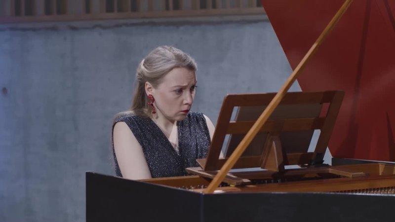 882 893 J S Bach Das wohltemperierte Klavier II 2 BWV 882 893 Olga Pashchenko harpsichord