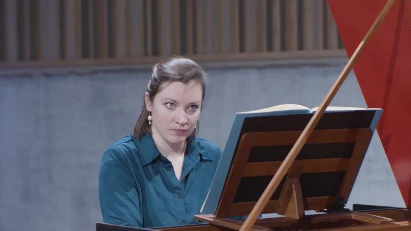 858 869 J S Bach Das wohltemperierte Klavier I 2 Elina Albach harpsichord
