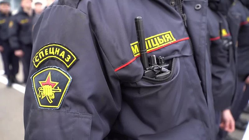 В Минске прошел общий гарнизонный инструктаж.mp4