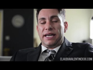 Pornstar Platinum  Claudia Valentine Fucking My Therapist XXX - HD 1080