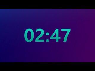 Countdown Timer 3 Minute + Jony - Empty glass/Пустой Стакан