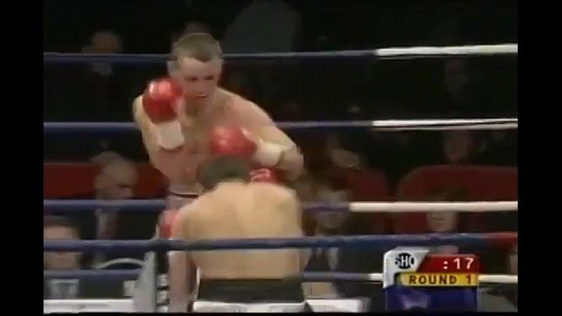 Yuri Tsarenko vs Gary Lockett - Showtime Championship Boxing April 20, 2002